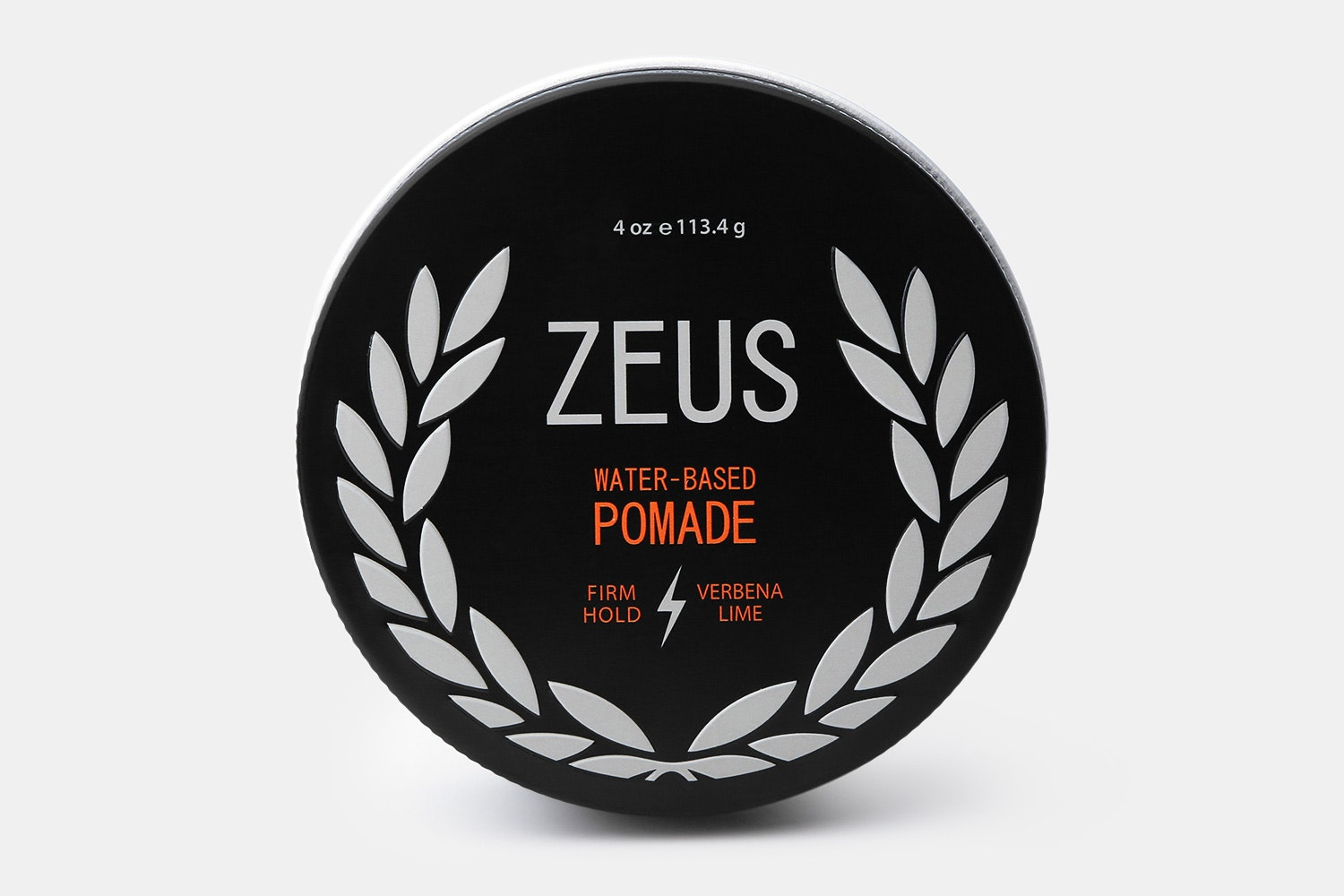 Super Hold Water-Based Pomade