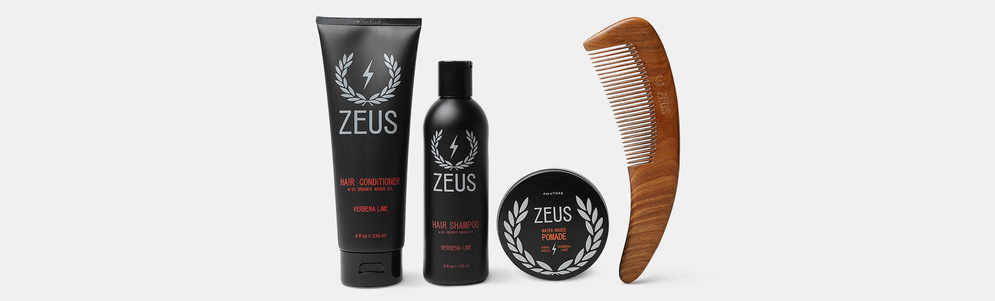 Zeus Hair-Care Set