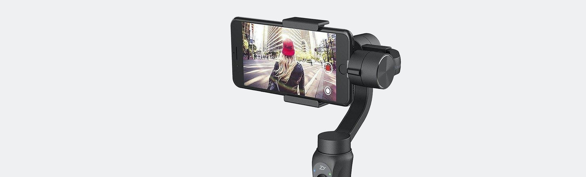 Zhiyun Smooth-Q 3-Axis Gimbal for Smartphones
