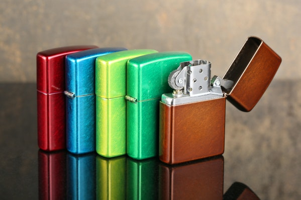 Zippo Lighters Antique Finish Gloss Price Amp Reviews