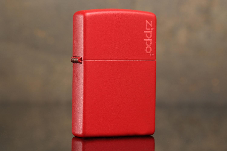 Zippo Lighters: Matte Finish