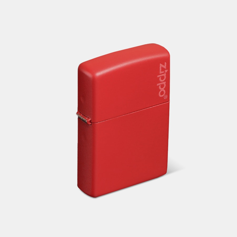 Zippo Lighters: Matte Finish
