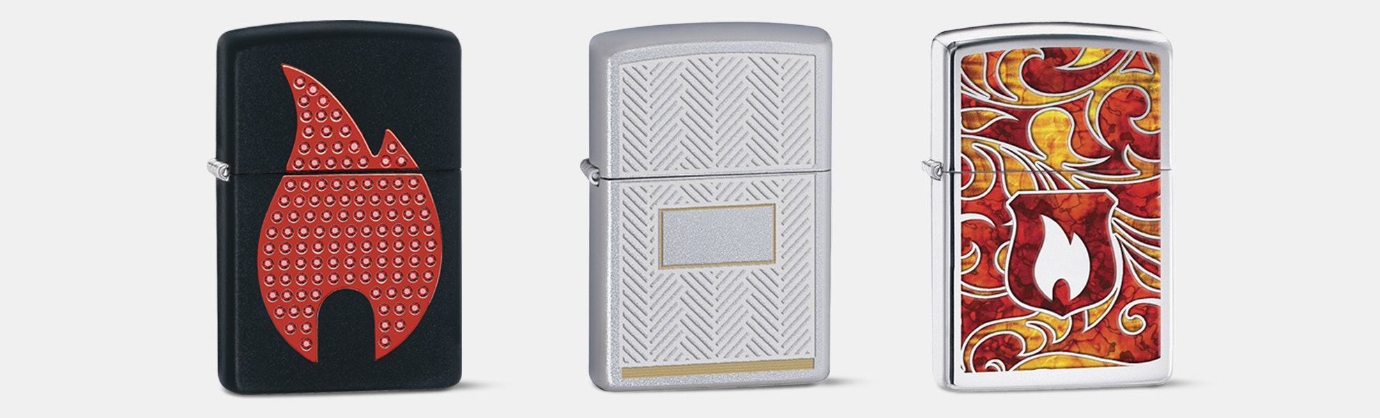 Zippo Lighters: Classic Collection