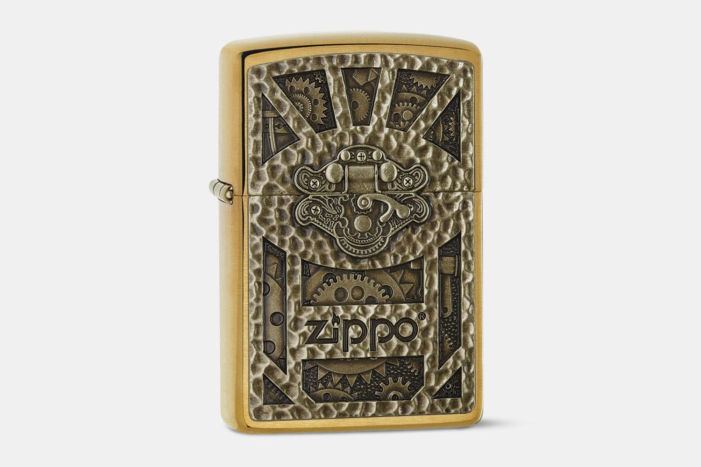 204B Steampunk Box Emblem