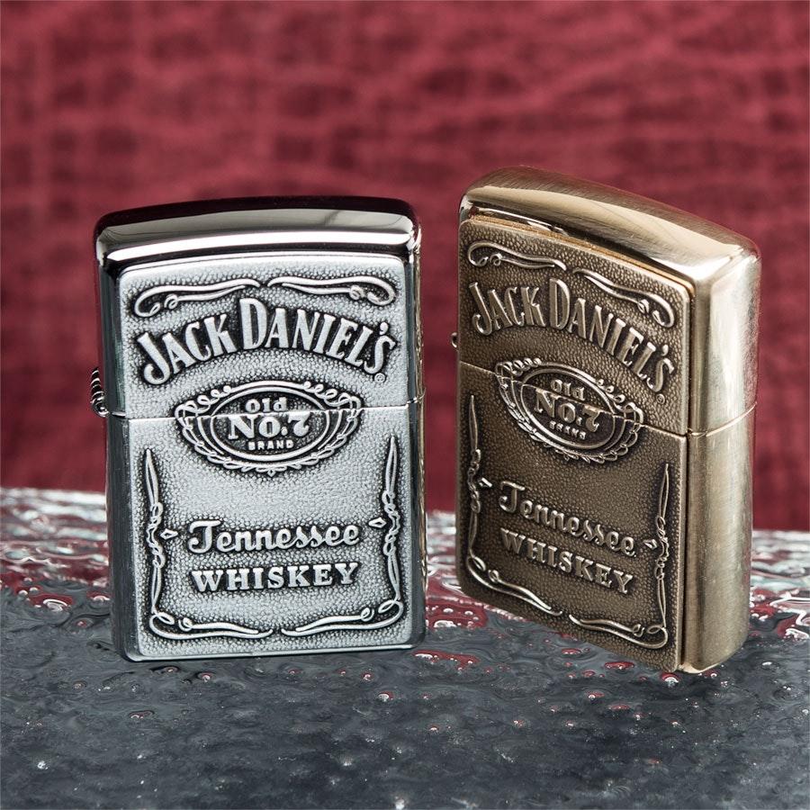 Zippo Lighters Jack Daniel's Collection
