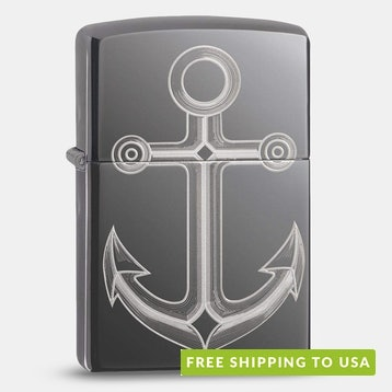 Zippo Lighters: Nautical Collection
