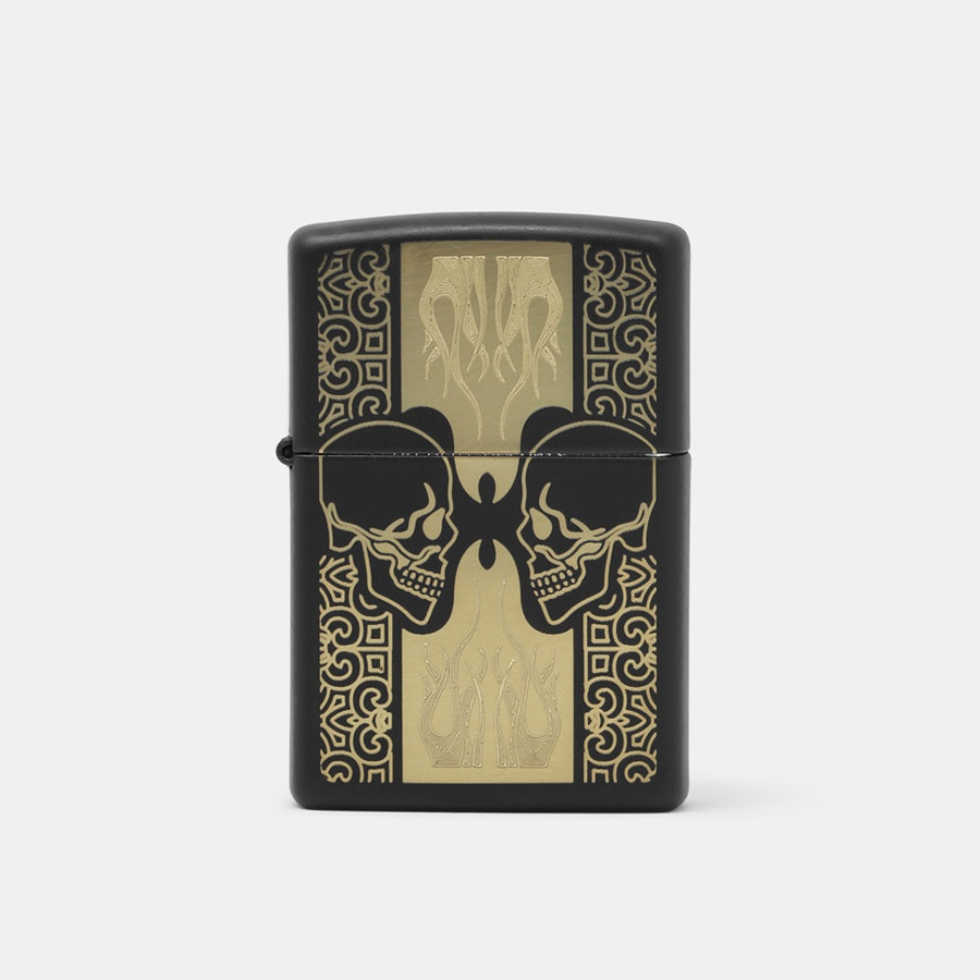 Zippo Lighters: Skulls Collection