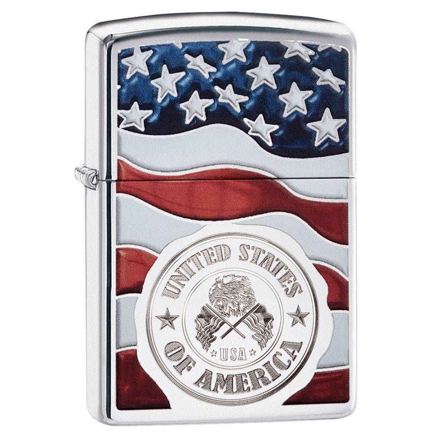 United States of America Lighter (+ $5)
