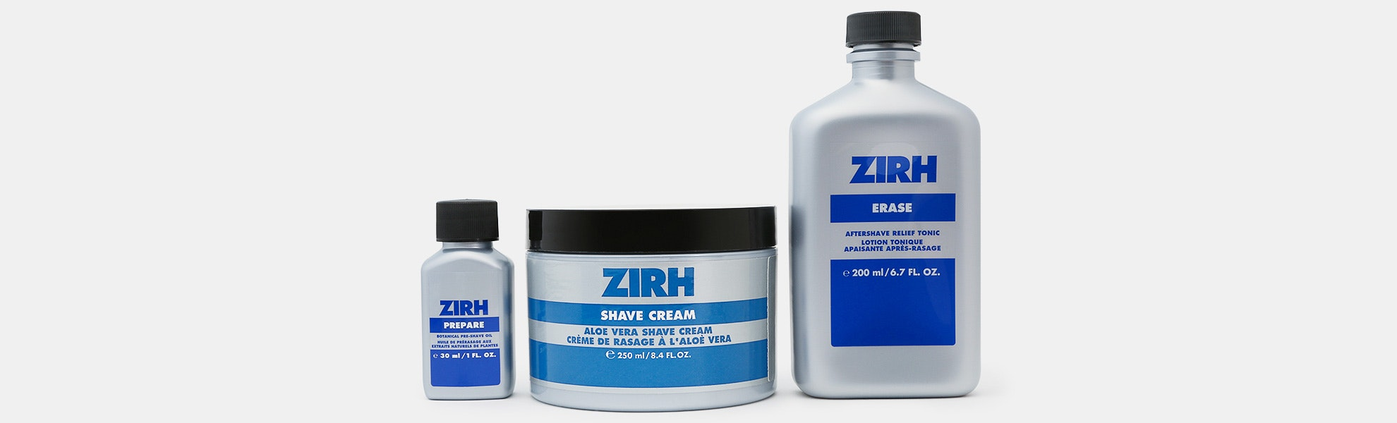 Zirh Shave Set