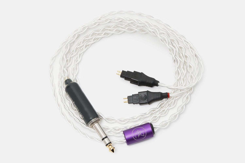 Silver Michanikos cable