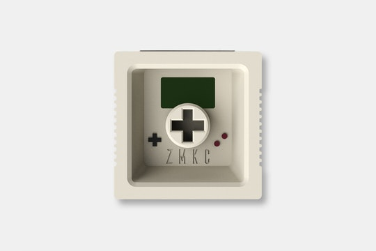 ZMKC Pocket Game Console Artisan Keycap