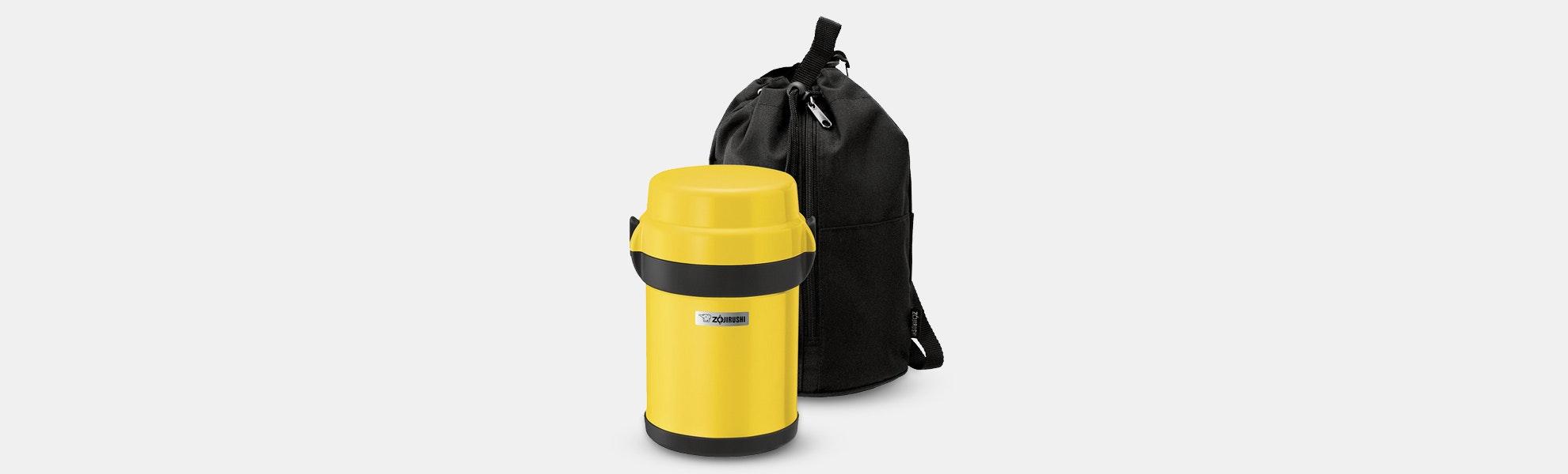Zojirushi Mr. Bento Stainless Lunch Jar