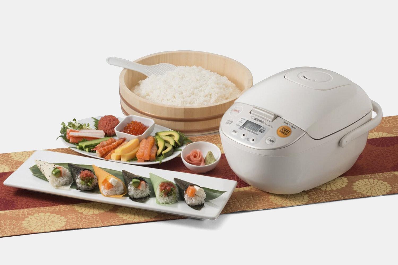 Zojirushi Micom Rice Cooker & Warmer NL-AAC10/18