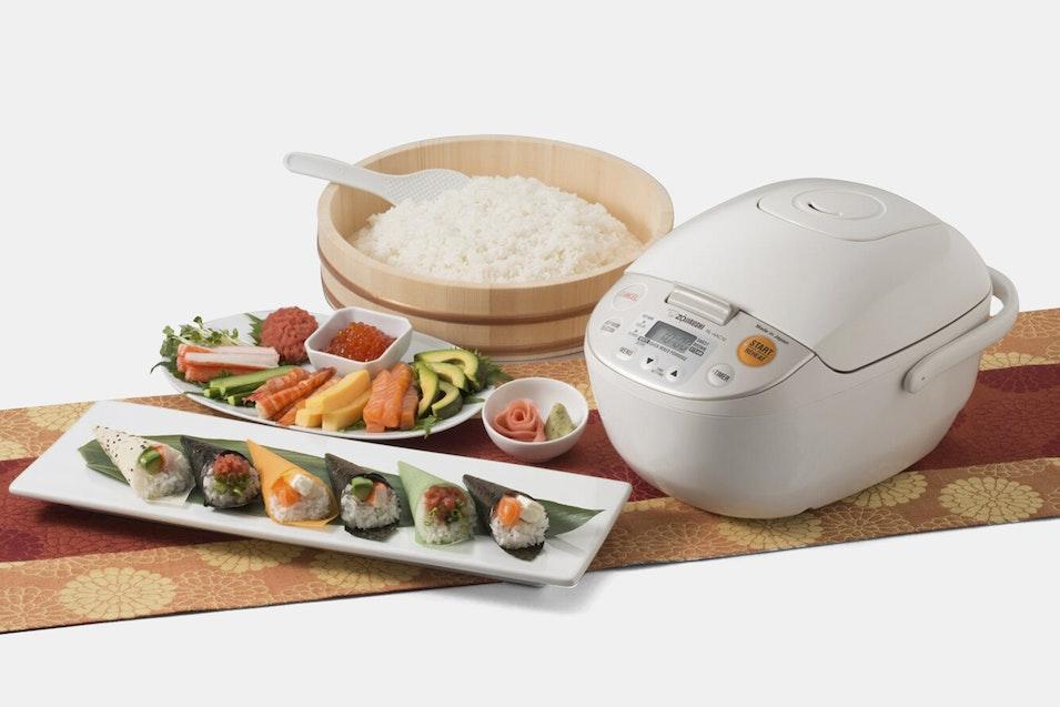 zojirushi rice cooker instruction manual