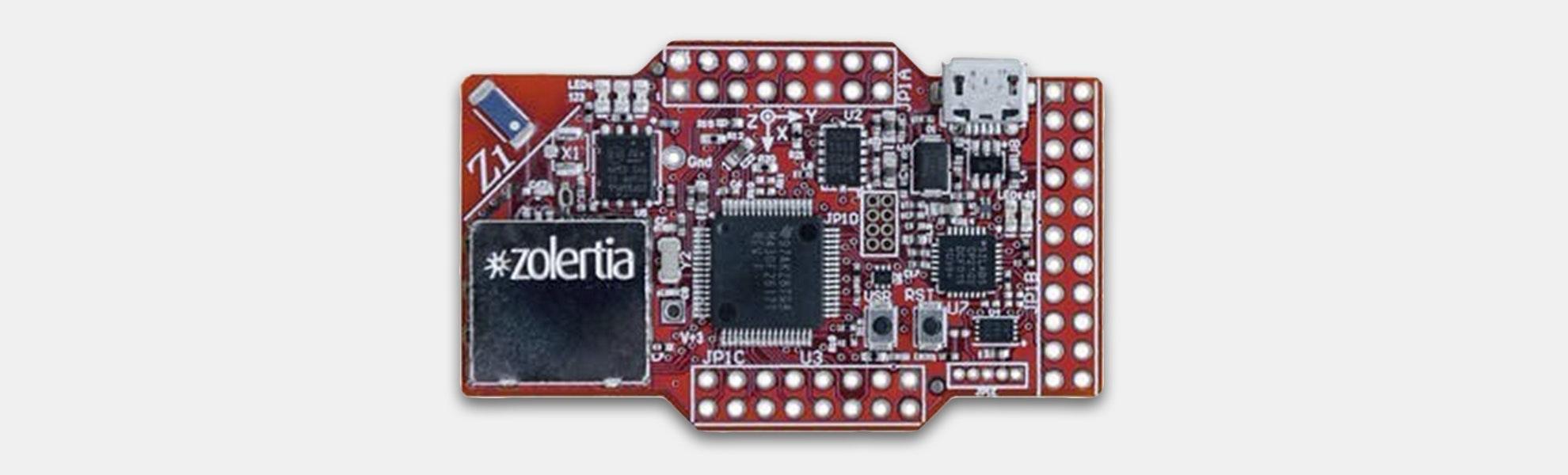 Zolertia Z1 Development Platform