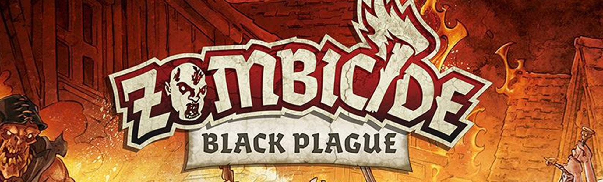 Zombicide Black Plague: Guest Bundle 3 Pre-Buy