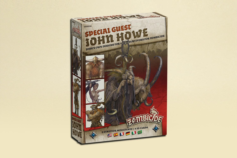 Zombicide Black Plague: Guest Bundle 4 Pre-Buy