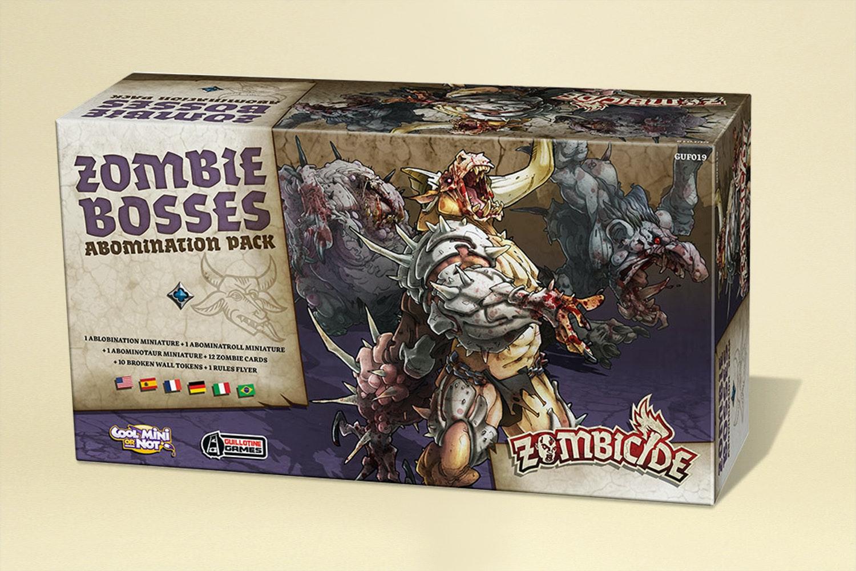 Zombicide Black Plague Bundle