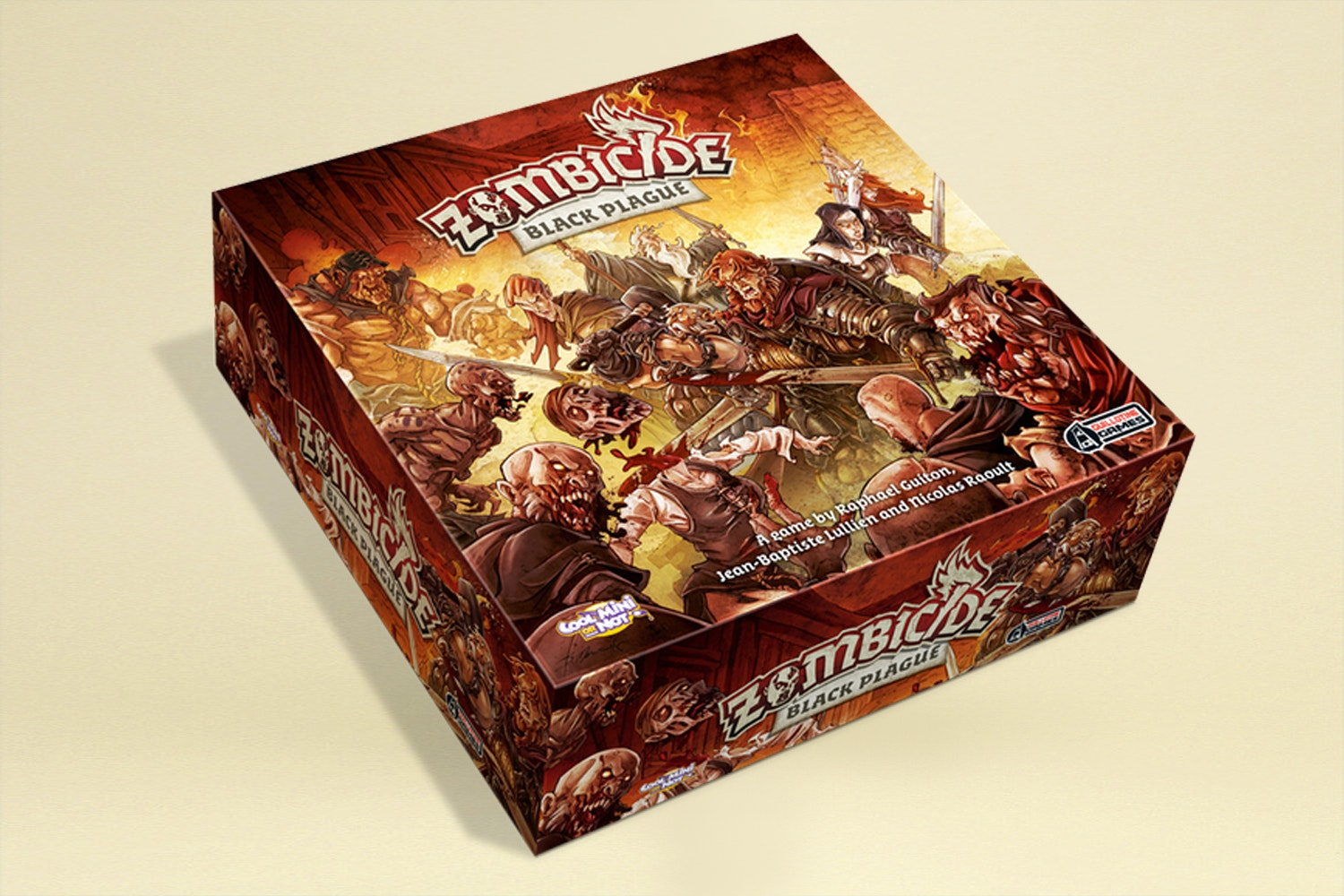 Zombicide Black Plague Bundle