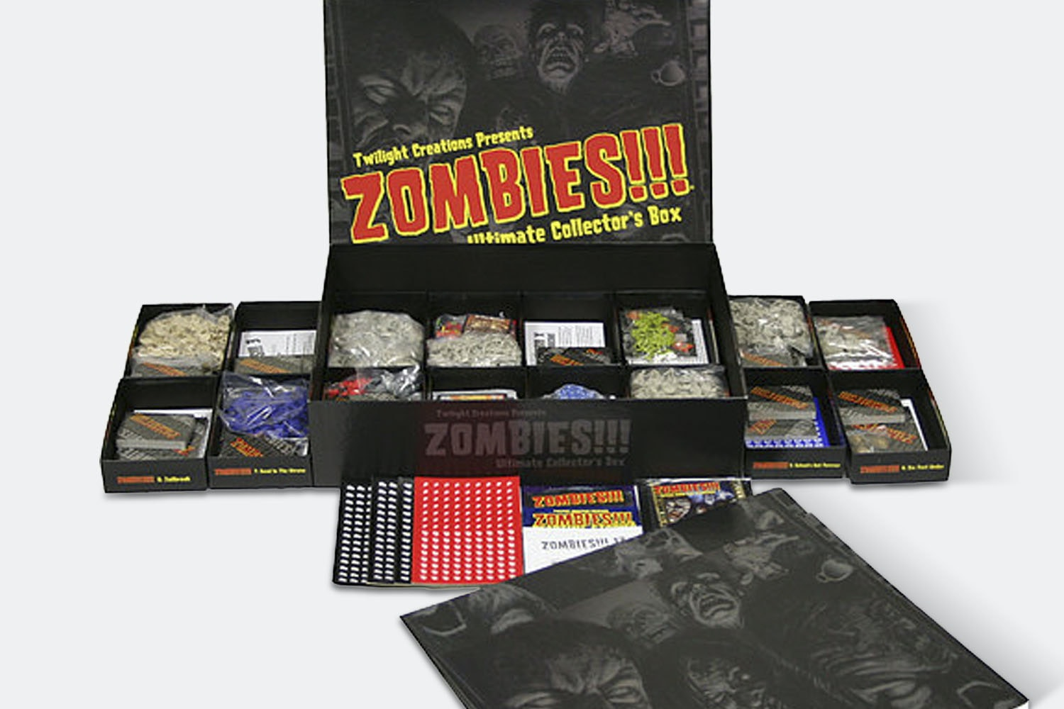 Zombies!!! Ultimate Collector's Box