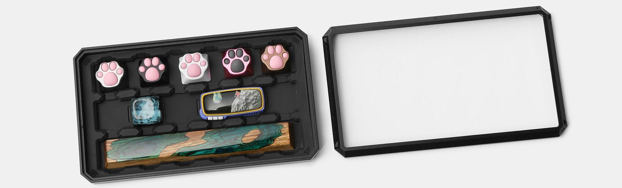 ZOMO Aluminum & Acrylic Artisan Collector Box