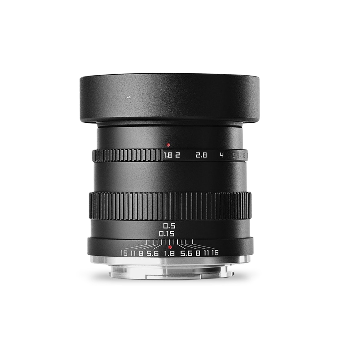 Zonlai 22mm f/1.8 MF Prime Lens