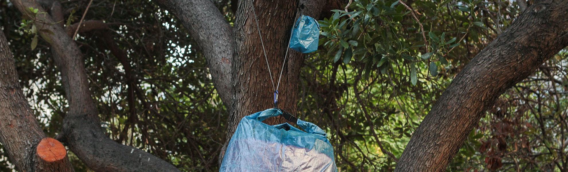 ZPacks Cuben Fiber Bear Bag Kit