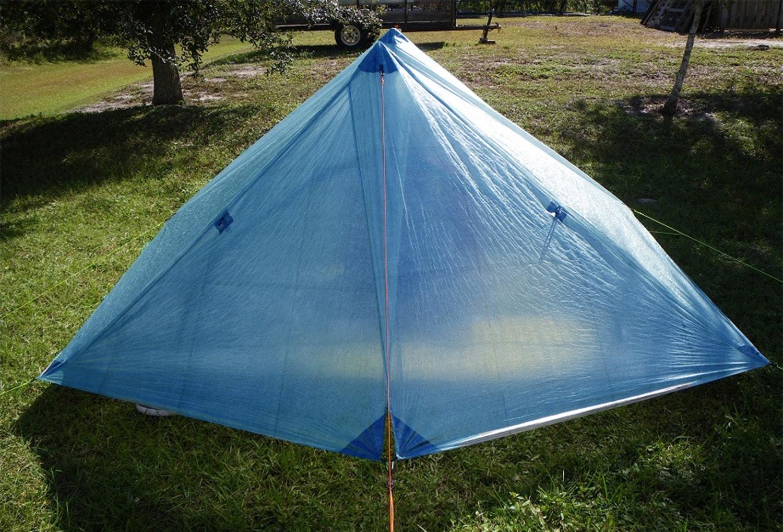 Zpacks Duplex – Blue – 0.51 oz/sq yard