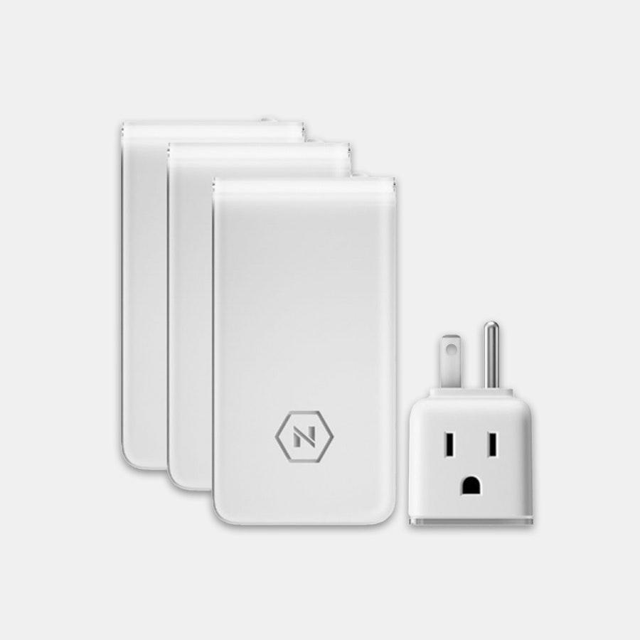 Zuli Smartplug Dimmer, Timer & Controller (3-Pack)
