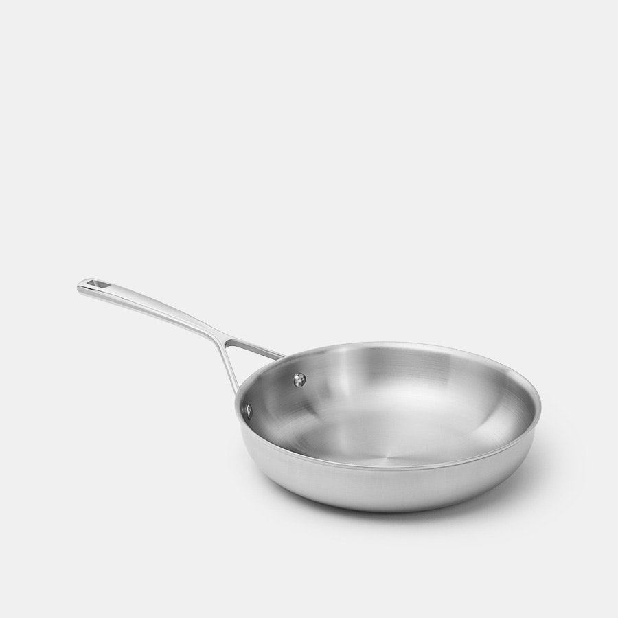 "Zwilling Aurora 9.5"" Stainless Steel 5-Ply Fry Pan"