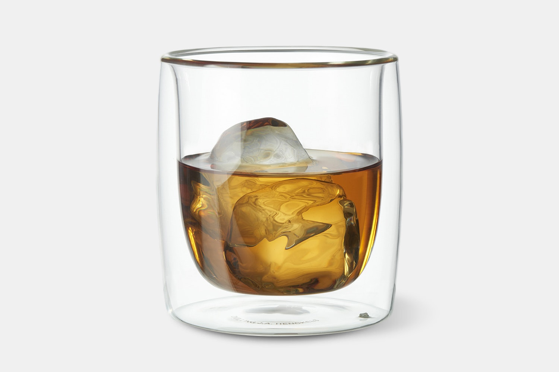 Tumbler Glass – 9oz – 2-Piece Set