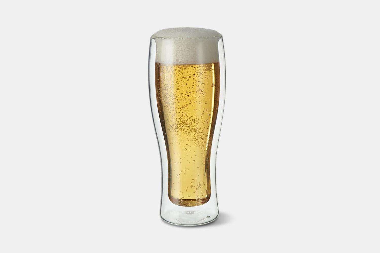 Beer Glass – 14oz– 2-Piece Set (+$2.50)