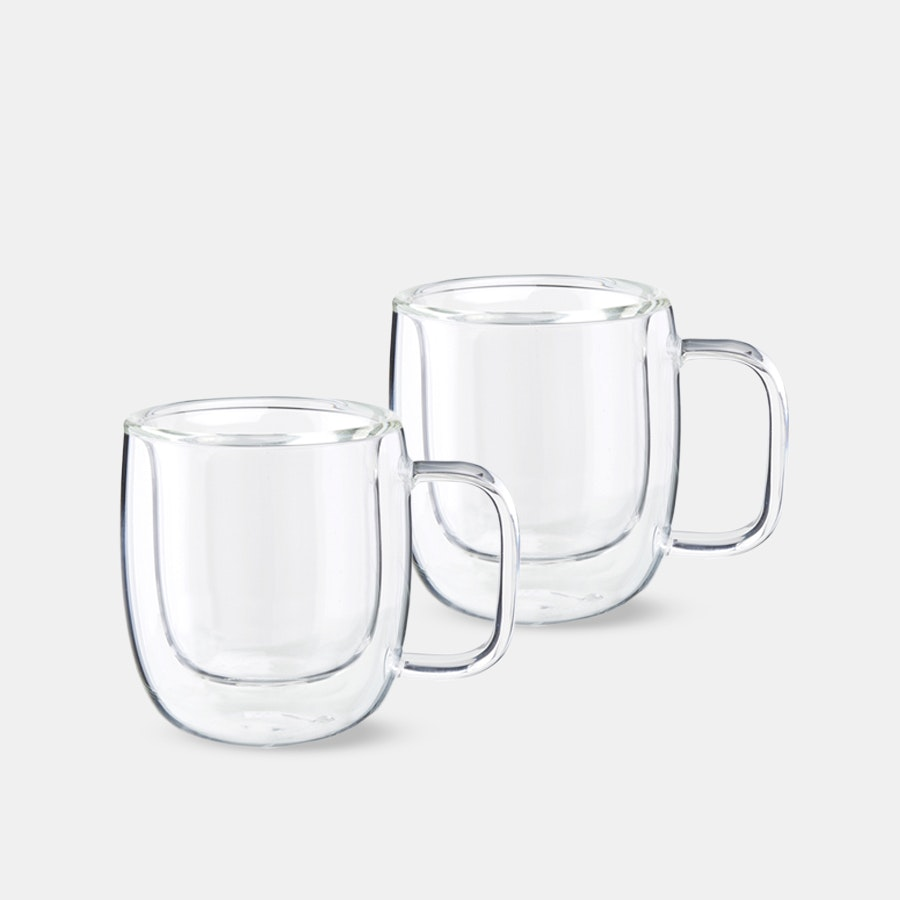 Zwilling Sorrento Plus Double-Wall Mug Sets
